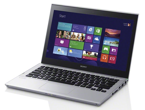 Sony announces 14inch VAIO T14 Ultrabook, says it will offer the T13 with an optional touchscreen