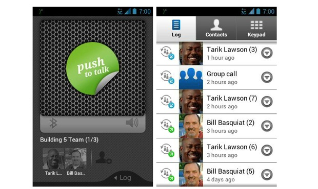 DNP Sprint Direct Connect Now app brings pushtotalk to Android devices, where you at