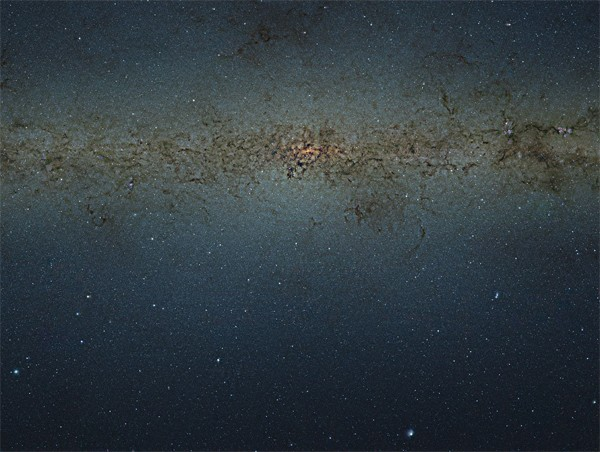 9gigapixel image of the Milky Way reminds us how small we truly are