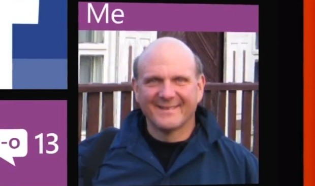 Steve Ballmer makes his triumphant return to Microsoft ads for Windows Phone 8, this time with less Crazy Eddie video