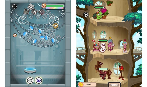 Atari and Zynga team up to reboot Breakout in 'Super Bunny Breakout' on iOS