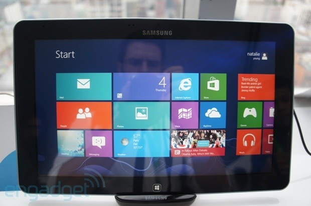 Samsung ATIV SmartPC for AT&T handson
