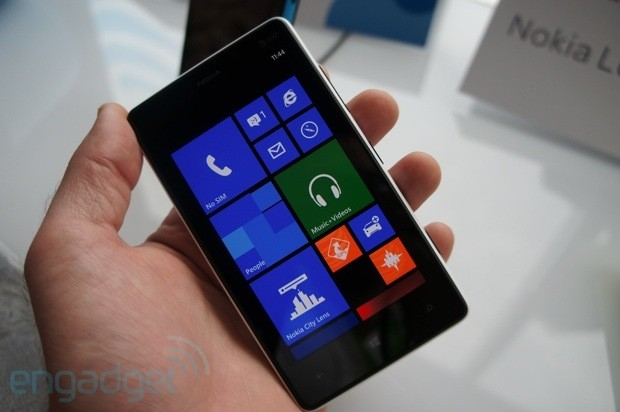 Nokia Lumia 820 for AT&T handson