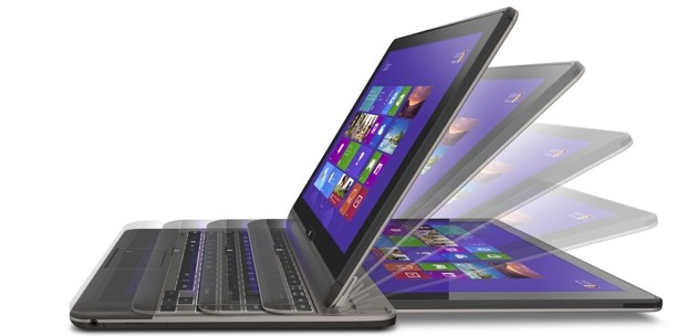 Toshiba kicks off preorders for its Windows 8 PCs, all due to ship October 26th