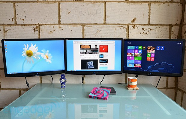 Windows 8 upgrade diary: a defiantly successful installation