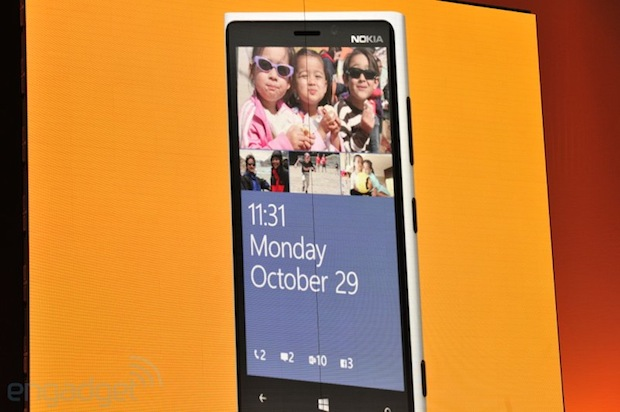 Microsoft unveils new lock screen for Windows Phone 8 powered by Live Apps