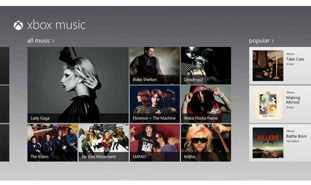 Xbox Music heads to Xbox 360 first tomorrow, PC  tablet on Oct 26, WP8 soon after we go handson