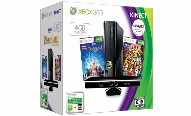 Microsoft announces Xbox 360 holiday bundles and $  50 off promo for US market