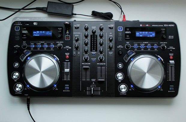 Android dj controller