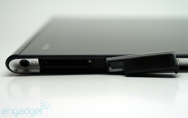 Sony stops Xperia Tablet S sales due to gaps between display and case