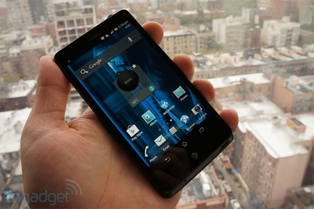 Sony Xperia TL comes to AT&T on November 2 for $  99 with a two-year contract