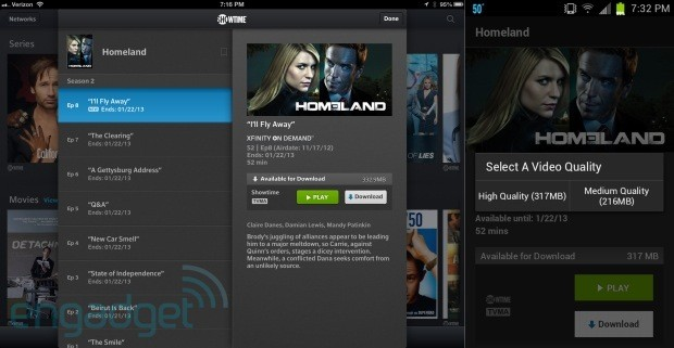 Comcast Xfinity TV Player update adds downloads for offline viewing on iOS, Android