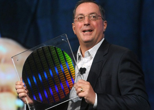 Intel CEO Paul Otellini to Step Down in May 2013
