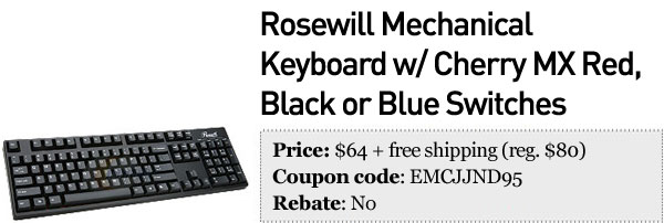 Slickdeals' best in tech for November 7th digital cameras, mechanical keyboards and subwoofers