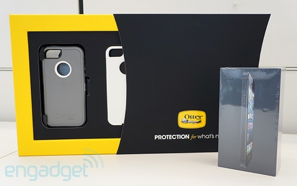Five iPhone 5s in five days win a Verizon 16GB with two cases, courtesy of Otterbox!
