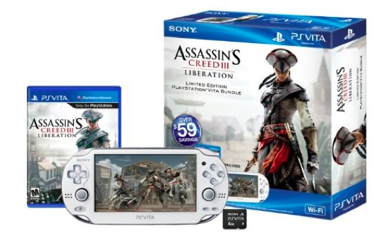 Sony lowers PS3, PS Vita bundles to $199 for Black Friday madness