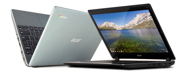 Acer unveils C7 Chromebook, portable cloud computing for just $199