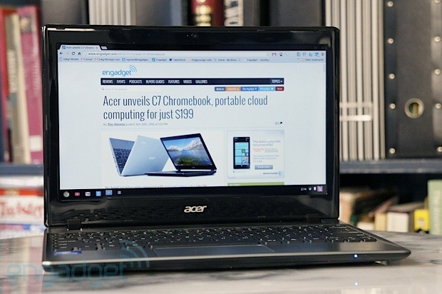 acerc7chromebookreviewlead01 Chrome OS on the cheap, but at what cost?