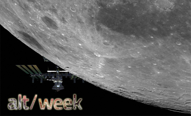 Altweek 111712 freestyle brain scans, hovering moon base and robot dolphin replacements