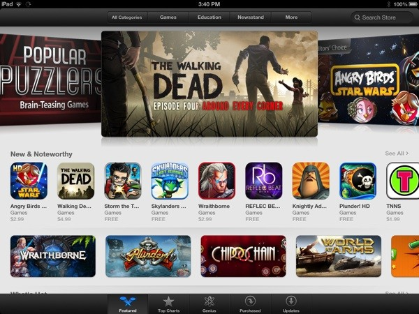 Apple stealithly gives App Store categories their own highlights, lets niche apps have their 15 minutes of fame