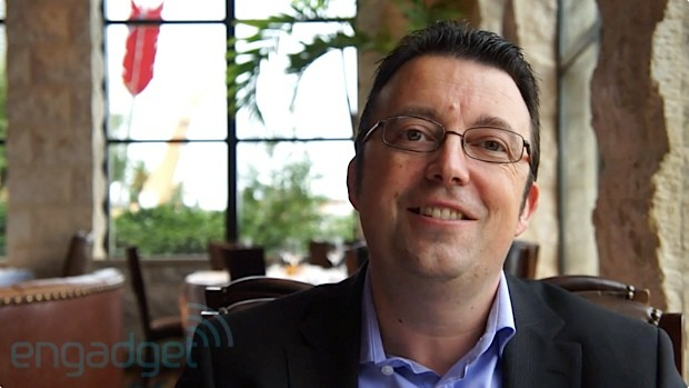 The Engadget Interview: ARM's Lead Mobile Strategist James Bruce