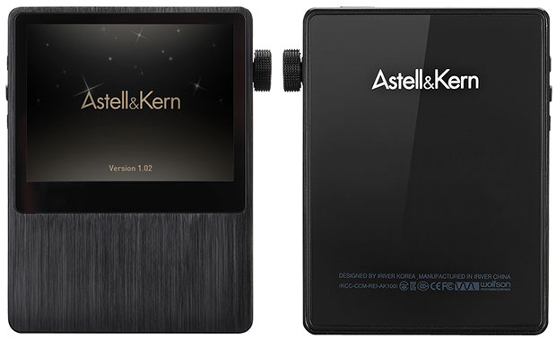 iRiver's AK100 losslessfriendly music player heading to the States December 4th