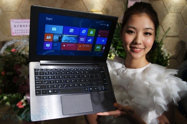 ASUS TAICHI shipments pushed to December