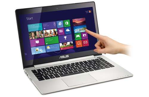 Engadget Giveaway win an ASUS VivoBook S400 Ultrabook, courtesy of TigerDirect!