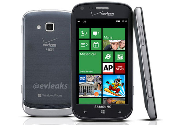Samsung ATIV Odyssey Windows Phone 8 leaked with Verizon branding