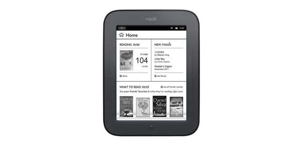 DNP Engadgets holiday gift guide 2012 ereaders