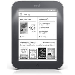 DNP Engadget's holiday gift guide 2012 ereaders