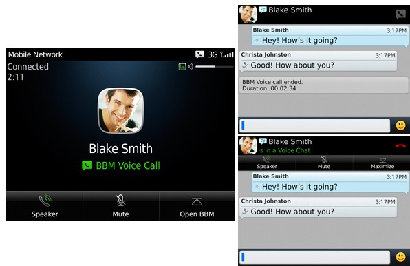 BBM 7 beta is open now, adds Voice feature for free calls over WiFi