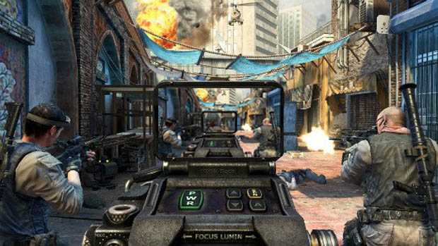 Call of Duty Black Ops 2 has YouTube livestreaming builtin on 360, PS3, and PC