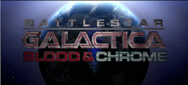 Battlestar Galactica Blood &amp; Chrome coming any way you want it