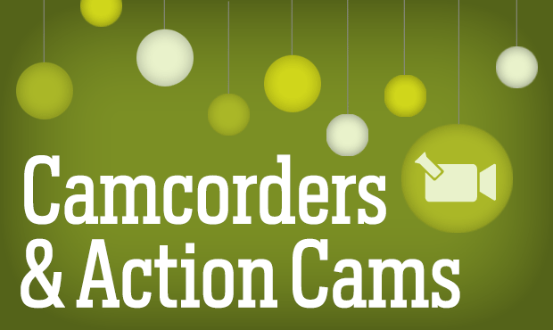 DNP Engadget's holiday gift guide 2012 camcorders and action cams