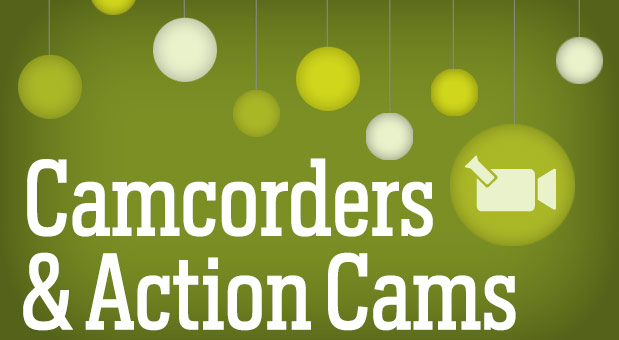 Engadget's holiday gift guide 2012 camcorders and action cams