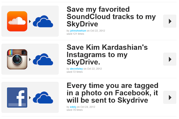 DNP SkyDrive announces NET and Windows Phone SDKs, integrates IFTTT, Docusign and Soundgecko 