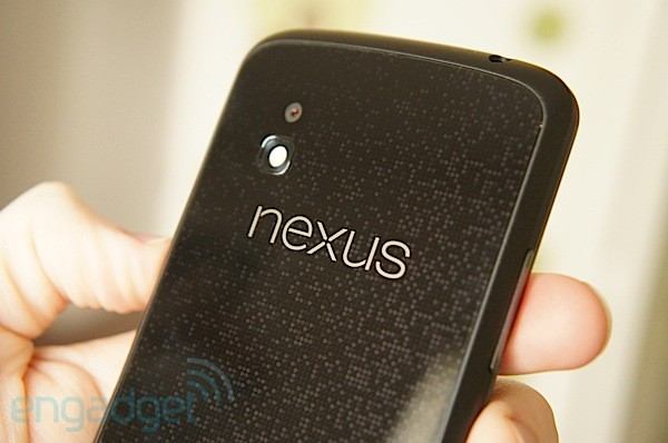 Engadget UK Giveaway: win a Nexus 4 courtesy of Mobile Fun