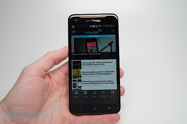 DNP HTC Droid DNA review
