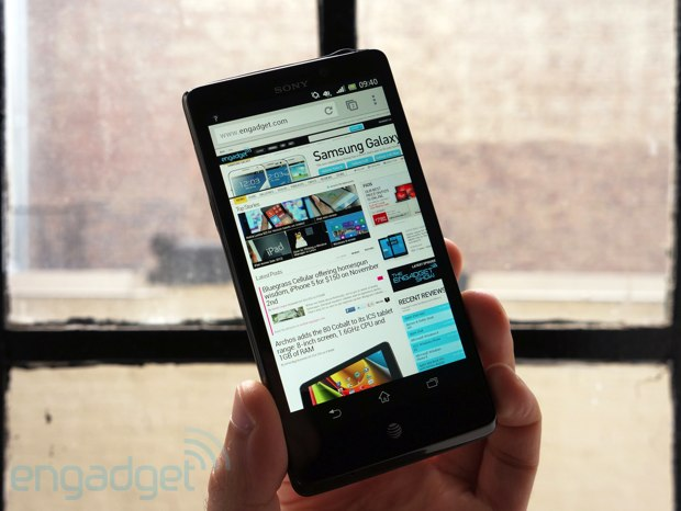 Sony Xperia TL review the company's second US flagship is muchimproved, but not quite perfect