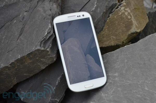 How would you change the Samsung Galaxy S III?