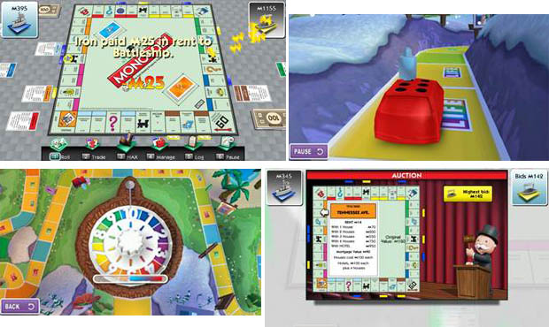 Samsung Smart TVs getting Monopoly and The Game of Life as first two EA titles