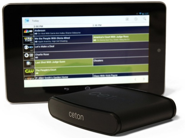 Ceton Echo Windows Media Center Extender preorders are live at Newegg, ship November 30th