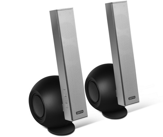Edifier e10 Exclaim PC speakers deliver 36W of punctuated sound