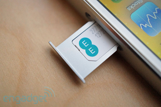 A week with the iPhone 5 on EE the UK's first 4G network