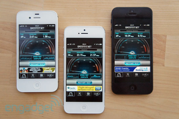 A week with the iPhone 5 on EE, the UK's first 4G network