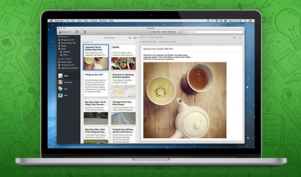 Evernote 5 for Mac beta is here to keep you on the bleeding edge of hyperorganization