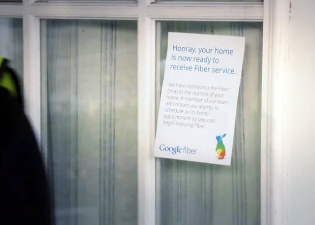 Google Fiber installations begin, come with more TV channels in the bargain video