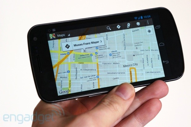 Google Maps Navigation comes to Mexico