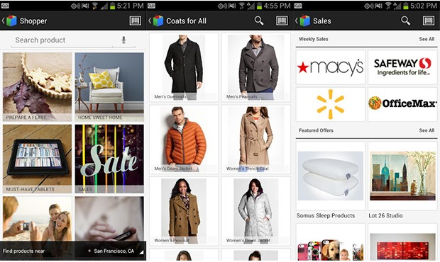 google shopper 3.0 Google Shopper adds push notifications, new UI and more with 3.0 update